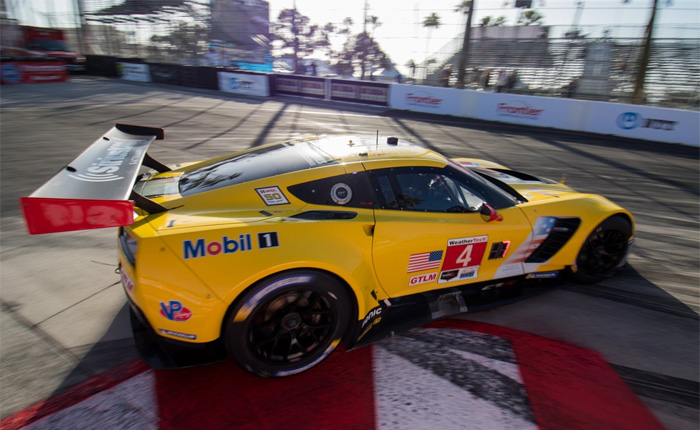 Corvette Racing at Long Beach: Positive Vibes Going for Three Straight