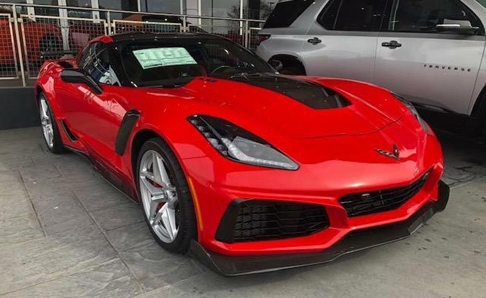 Corvette Delivery Dispatch with National Corvette Seller Mike Furman for April 14th