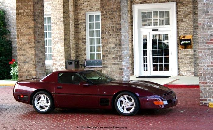 Corvettes for Sale: 1993 Callaway 40th Anniversary SuperNatural Convertible #001