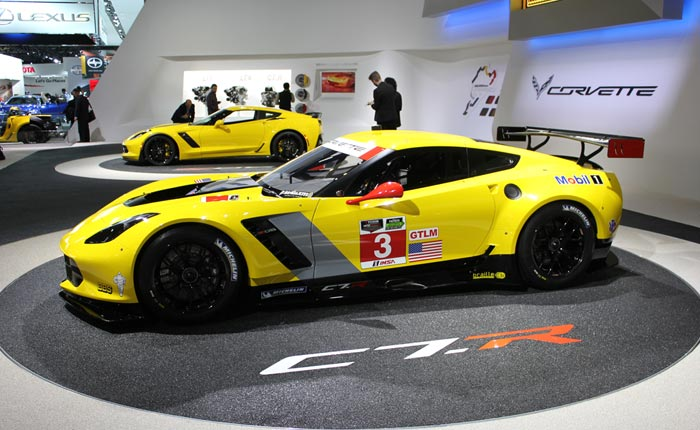Will the Corvette C8.R Also Be Revealed on July 18th?