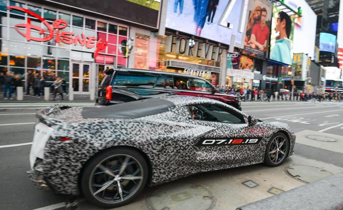 The C8 Mid-Engine Corvette Might Just Make an Appearance at the NCM Bash After All