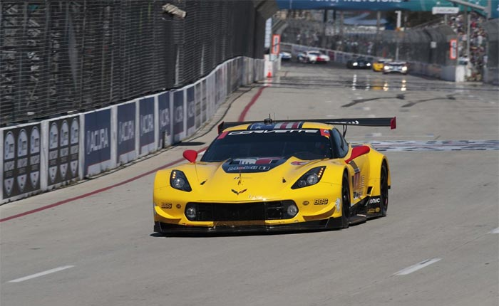 [VIDEO] Relive Corvette Racing's Double-Podium Finish at the Long Beach Grand Prix