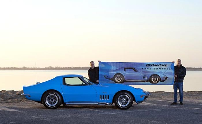 The BFG 1969 Corvette Rides Again