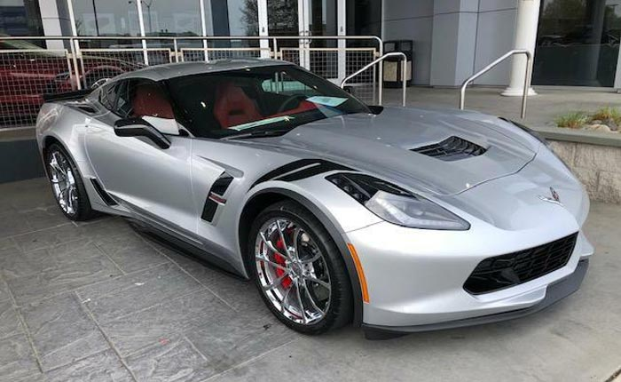 Corvette Delivery Dispatch with National Corvette Seller Mike Furman for April 21st