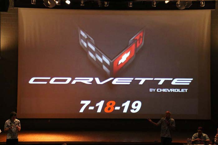 Corvette Team Bash Seminar