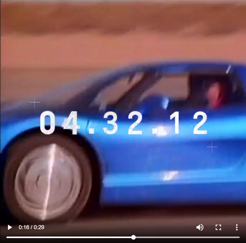 [VIDEO] First Teaser for the C8 Mid-Engine Corvette Hits the Web