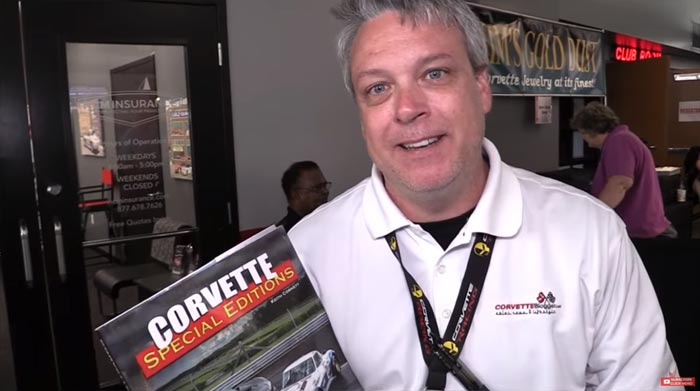 [VIDEO] CorvetteBlogger Interviewed On Rick Conti's Corvette VLOG
