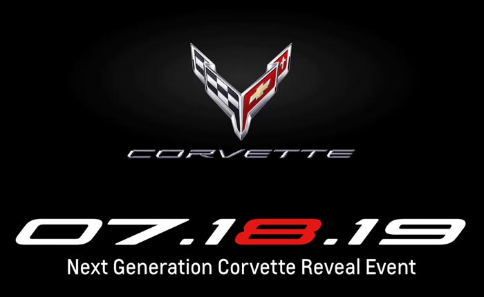 The Reveal of the C8 Corvette Will Happen in Orange County, California