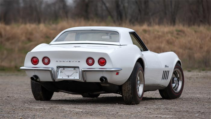 Pair of 1969 L88 Convertibles being offered as 1 Lot at Mecum Indy