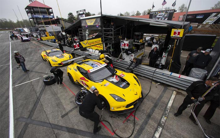 Corvette Racing at Mid-Ohio: Milner Charges to Second-Row Starting Spot