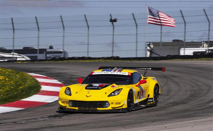 Corvette Racing at Mid-Ohio: Runner-Up Charge for No. 3 Corvette