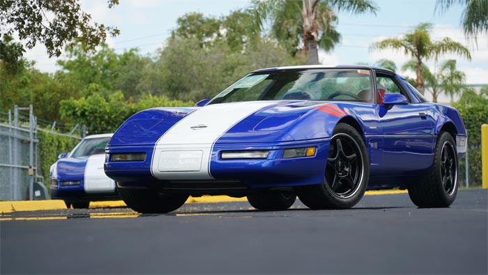 Corvettes for Sale: 1996 Corvette Grand Sport with 188 Miles on the