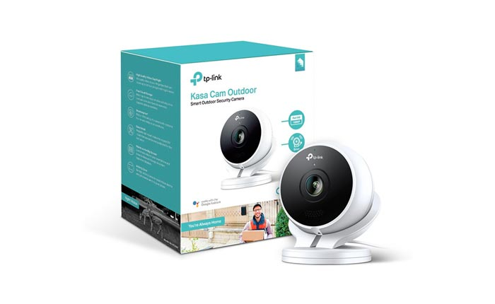 [AMAZON] Save $52 (37%) on the Kasa Cam Out-Door by TP-Link