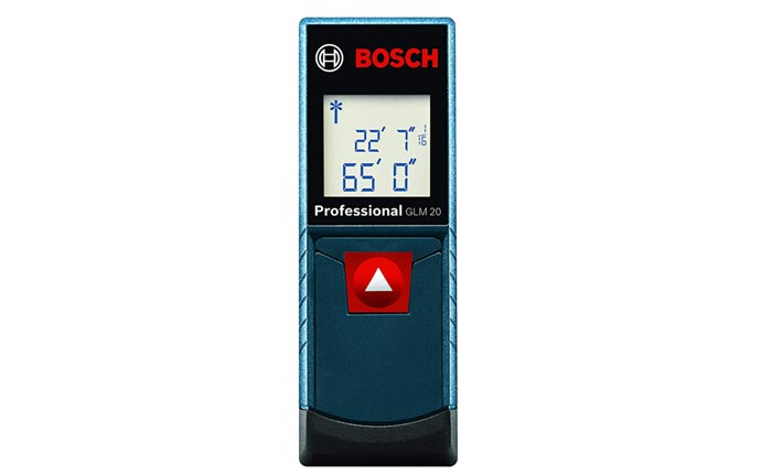 [AMAZON] Save 40% on the Bosch GLM 20 Compact Blaze Laser Distance Measure