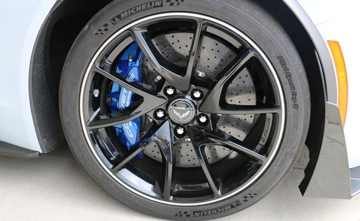 Another Lawsuit Filed Against GM Over Cracked Corvette Wheels