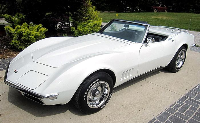 [STOLEN] Texas Mans Turns Himself In After Allegedly Stealing a 1968 Corvette 45 Years Ago