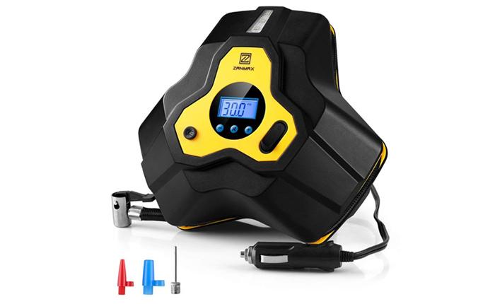 [AMAZON] Save 55% on the Zanmax Portable Air Compressor Pump