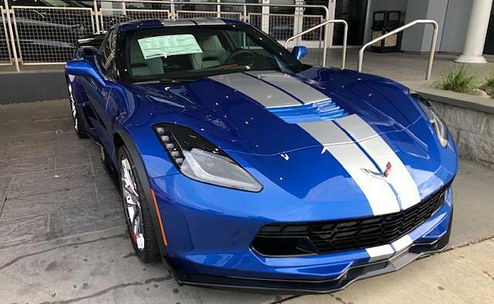 Corvette Delivery Dispatch with National Corvette Seller Mike Furman for May 12th