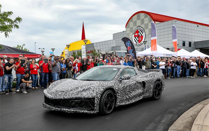 National Corvette Museum >> Win Your Choice Of C8 Mid Engine Corvettes From The National