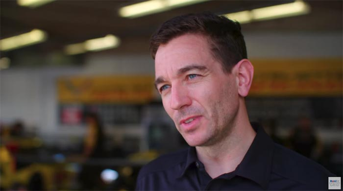 [VIDEO] Mobil 1 The Grid Salutes Oliver Gavin's 50th Win with Corvette Racing