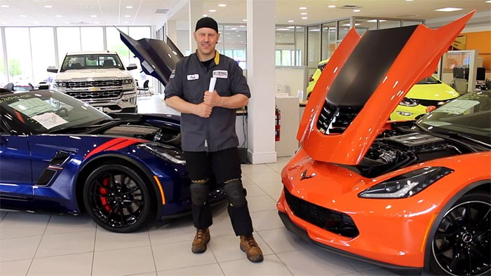 [VIDEO] Help Paul Koerner Find New Homes For These Two 2019 Corvettes!