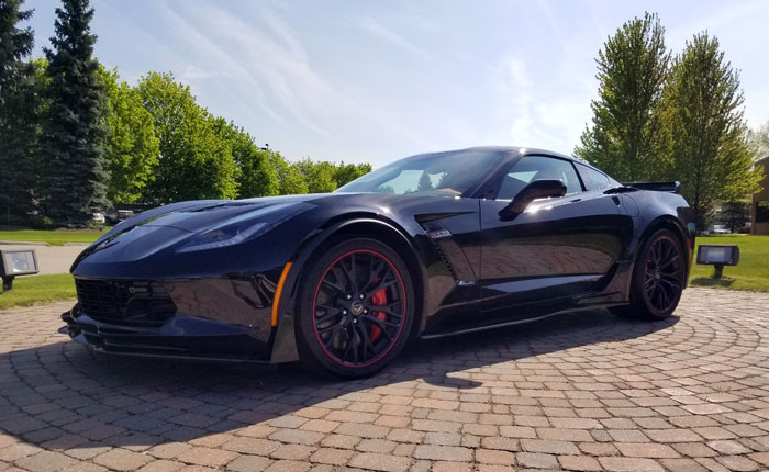 Chevy Shares New Details of the Final C7 Corvette that Will be Auctioned for Charity at Barrett-Jackson