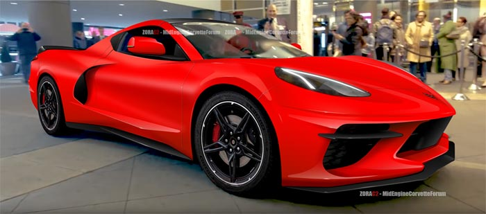 [PIC] New C8 Corvette Rendering from ZoraC2 and the MidEngineCorvetteForum.com