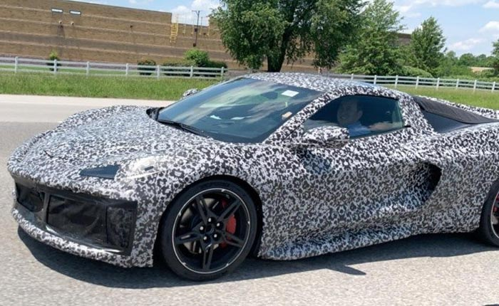 [SPIED] Pretty Soon the C8 Corvettes Will be Everywhere...