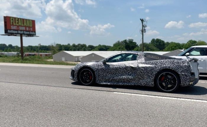 Pretty Soon the C8 Corvettes Will be Everywhere...