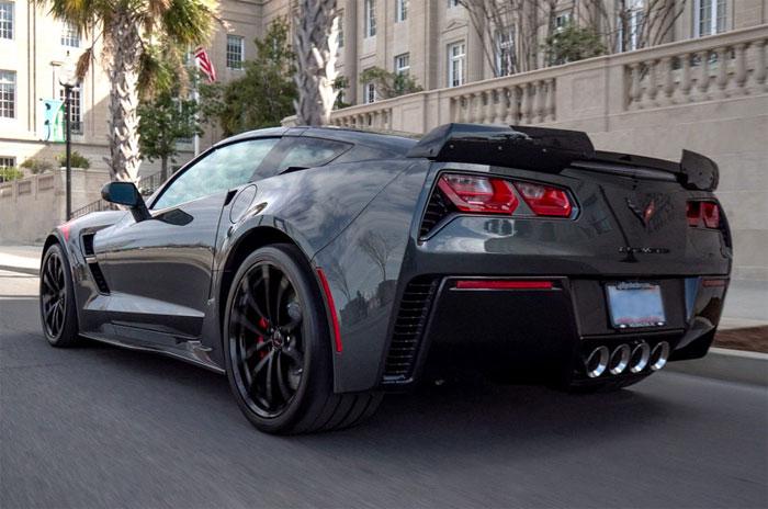 Win Jeff Gordon's 2019 Corvette And Help Pediatric Cancer Research