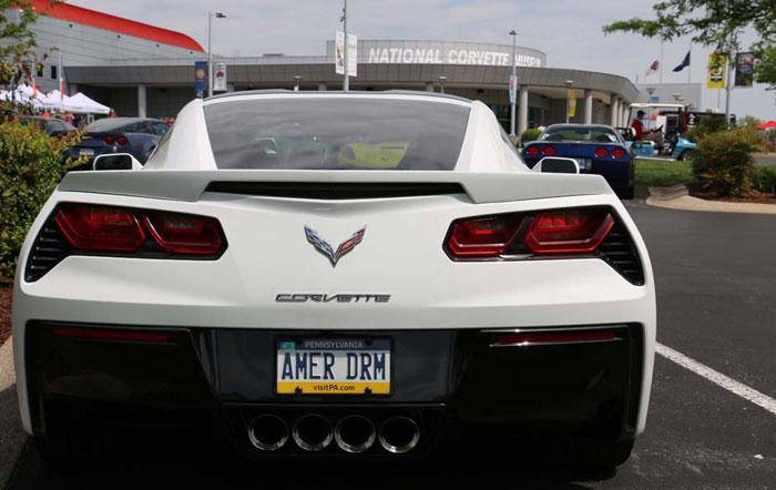 [PICS] Corvette Vanity Plates from the 2019 NCM Bash