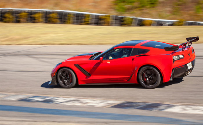 2019 Corvette ZR1 Named One of The Car Connection's Best Performing Cars for 2019