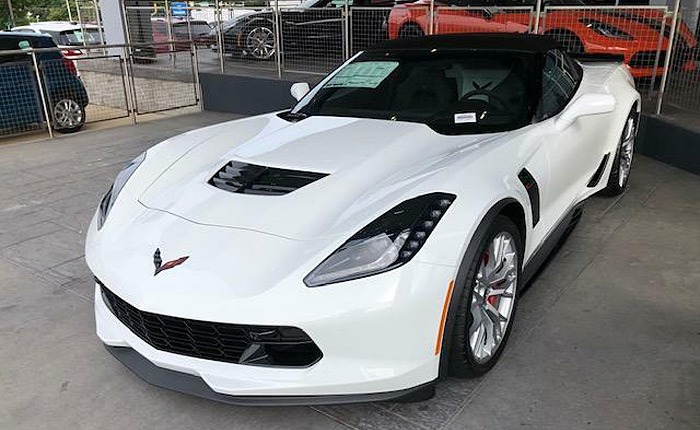 Corvette Delivery Dispatch with National Corvette Seller Mike Furman for May 26th
