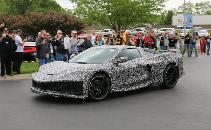 Tuners Could Have Trouble Modding the C8 Mid-Engine Corvette