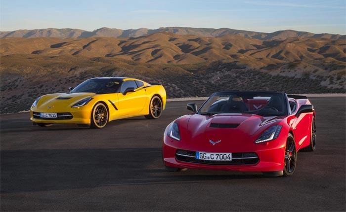 C7 Corvette Exiting the European Market Due to EU Emission Certifications