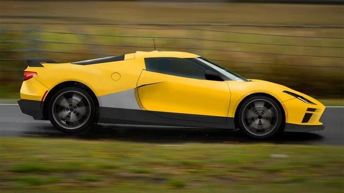 C8 Corvette Rendered by AutoWeek