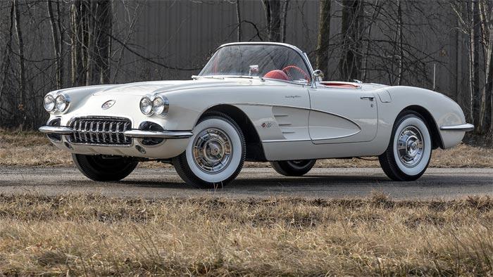 1958 Corvette Fuelie