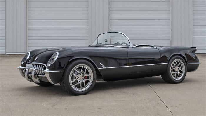 1954 Corvette Restomod