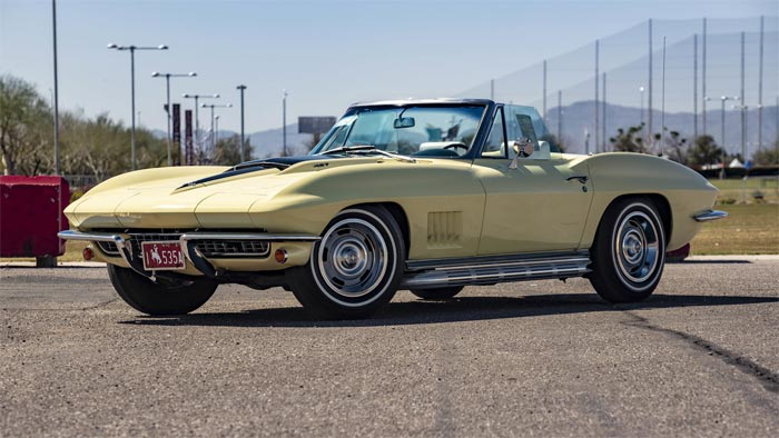 1967 427/435 Corvette Convertible