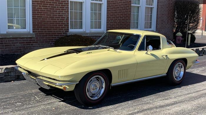 1967 427/400 Corvette Coupe