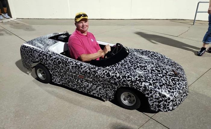 [PICS] Kai Spande's Rear Engine 'Corvette' Turns Heads at the Relay for Life Walk