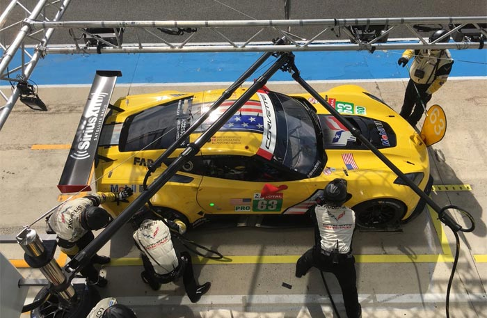 Corvette Racing at Le Mans: Leaving Test Day Satisfied