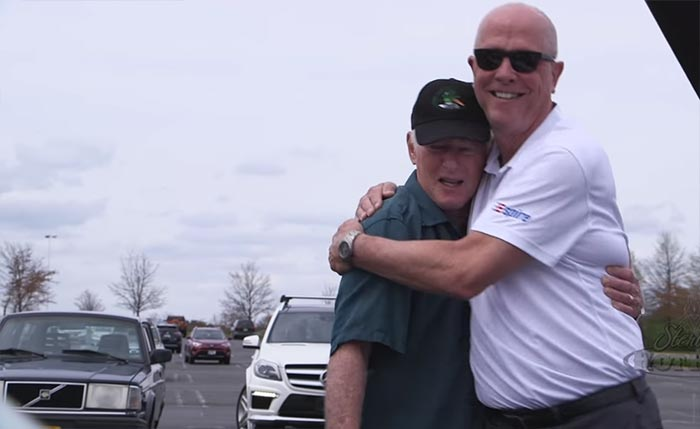 [VIDEO] Man Gifts a 1967 Corvette to a Vietnam Veteran for his Service and Friendship