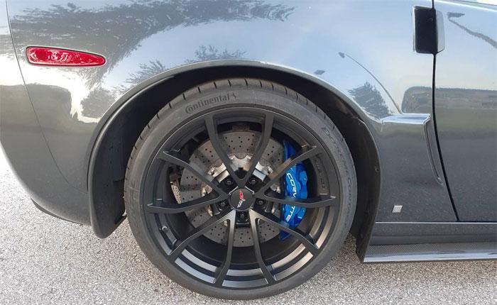 Corvettes on Craiglist: 2009 Corvette ZR1 with Under 10K miles for $57,000