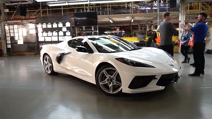 [VIDEO] IndyCar Racer Josef Newgarden Tours the Corvette Assembly Plant