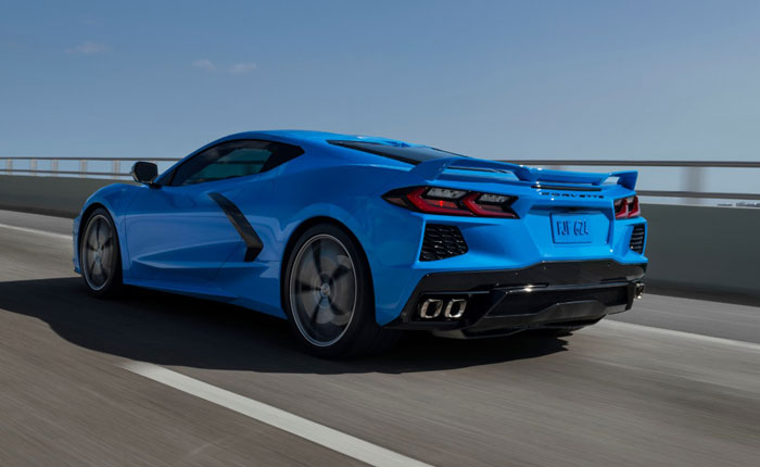 GM Issues an Order and Production Update For 2020 and 2021 Corvettes