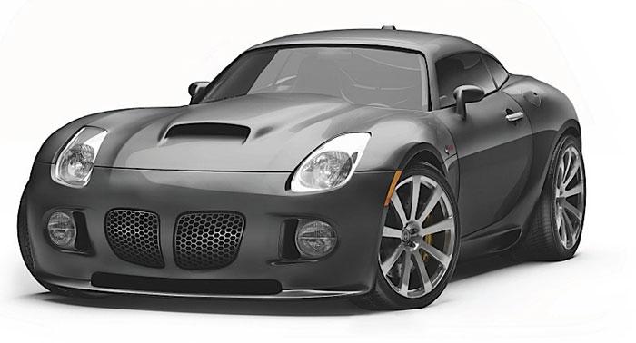 Mallet Car's 454ci LS7 Pitbull Concept