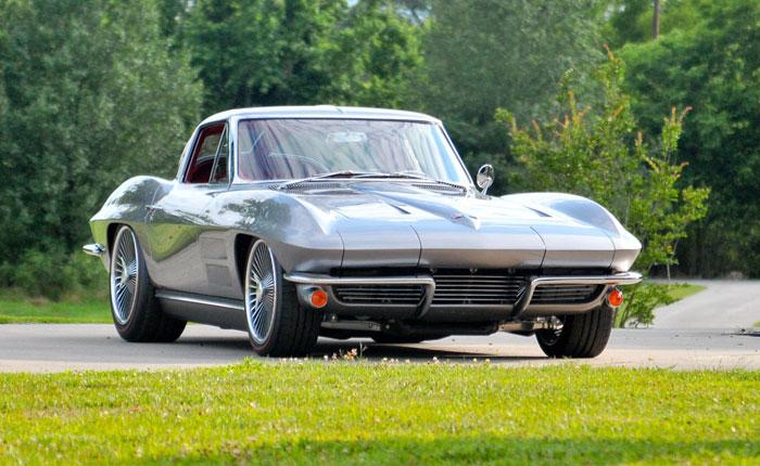 Corvette Auction Preview: Barrett-Jackson July 6th – 10th Online Auction