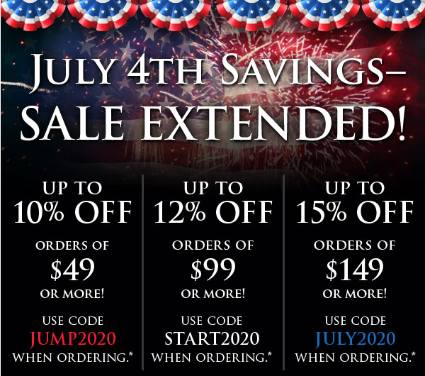 Save Up to 15 Percent This 4th of July with Top Flight Automotive