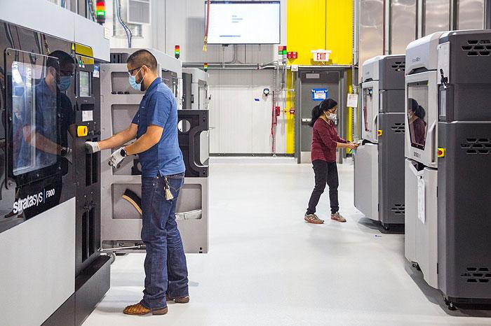 GM Additive Manufacturing Team